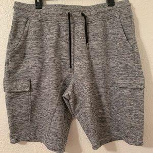 Bespoke sweat Shorts men's size XL
